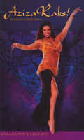 Aziza Raks!, Belly Dance DVD image