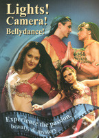 Lights, Camera, Bellydance, Belly Dance DVD image
