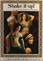Shake It Up!, Belly Dance DVD image