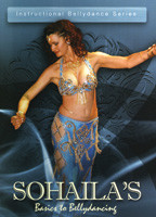 Sohaila's Basics to Bellydancing, Belly Dance DVD image
