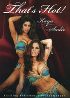 That's Hot, Belly Dance DVD image