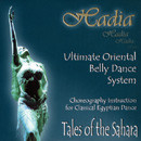 "Hadia-Choreography ""Tales of the Sahara"", Belly Dance DVD image"
