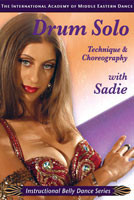 Drum Solo with Sadie, Belly Dance DVD image