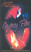 Gypsy Fire, Belly Dance DVD image