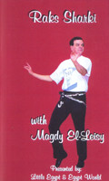 Raks Sharqi with Magdy El-Leisy, Belly Dance DVD image