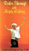 Raks Sharqi with Magdy El-Leisy  2005, Belly Dance DVD image