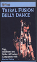 Tribal Fusion Belly Dance, Belly Dance DVD image