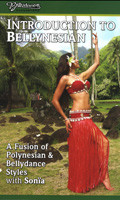 Introduction to Bellynesian, Belly Dance DVD image