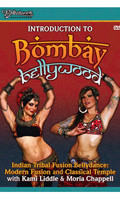 Introduction to Bombay Bellywood, Belly Dance DVD image