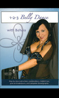 1-2-3 Belly Dance w/Bahaia, Belly Dance DVD image