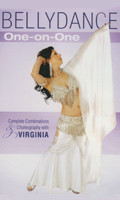 Bellydance One-on-One Comb.&Choreograph Virginia, Belly Dance DVD image