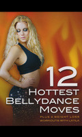 12 Hottest Belly Dance Moves w/Layla, Belly Dance DVD image