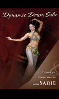Dynamic Drum Solo w/Sadie, Belly Dance DVD image