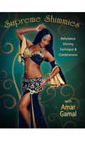 Supreme Shimmies, Belly Dance DVD image