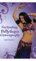 Enchanting Bellydance Choreography, Belly Dance DVD image