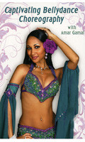 Captivating Bellydance Choreography, Belly Dance DVD image