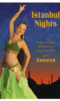Istanbul Nights, Belly Dance DVD image