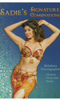 Sadie's Signature Combinations, Belly Dance DVD image