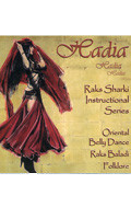 Magic of Masha'al, Belly Dance DVD image