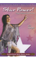 Star Power! Stage Presence and Pizzazz, Belly Dance DVD image