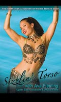 Sizzlin' Torso, Belly Dance DVD image