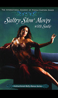 Sultry Slow Moves with Sadie, Belly Dance DVD image
