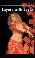 Layers with Leyla featuring Roland on Tabla, Belly Dance DVD image
