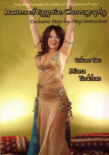 Masters of Egyptian Choreography Vol. 2 - Diana Tarkhan