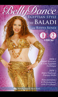 Bellydance Egyptian Style - The Baladi, Belly Dance DVD image