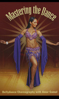 Mastering the Dance, Belly Dance DVD image