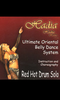 Red Hot Drum Solo, Belly Dance DVD image