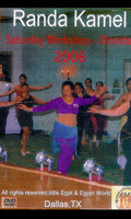 Old Oriental 2006 Saturday Workshop Dallas, Belly Dance DVD image
