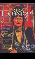 Tribal Technique with the Gypsy Caravan Vol. 7, Belly Dance DVD image