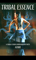 Tribal Essence with Aubre, Belly Dance DVD image