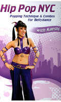 Hip Pop NYC, Belly Dance DVD image