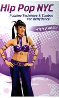 Hip Pop NYC, Belly Dance DVD image