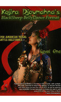 Black Sheep Bellydance Format Level 1, Belly Dance DVD image