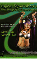 Black Sheep Bellydance Format Level 2 - Vol. 2, Belly Dance DVD image