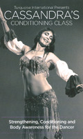 Cassandra's Conditioning Class, Belly Dance DVD image