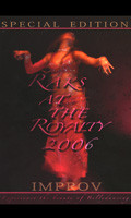 Raks at the Royalty: Special Edition, Belly Dance DVD image