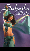 Suhaila Belly Dance Performance Series: Solo, Belly Dance DVD image
