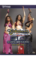 3D Superstars Volume One, Belly Dance DVD image