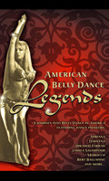 American Belly Dance Legends , Belly Dance DVD image