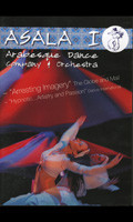 Asala I Arabesque Dance Company, Belly Dance DVD image