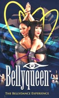 Bellyqueen, Belly Dance DVD image