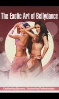 The Exotic Art of Bellydance, Belly Dance DVD image
