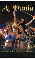 Al Dunia - Spectacular Bellydance Performances, Belly Dance DVD image