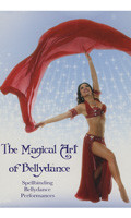 The Magical Art of Bellydance, Belly Dance DVD image