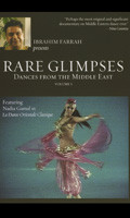 Rare Glimpses from the Middle East, Belly Dance DVD image