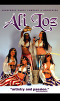 Ali Loz, Belly Dance DVD image